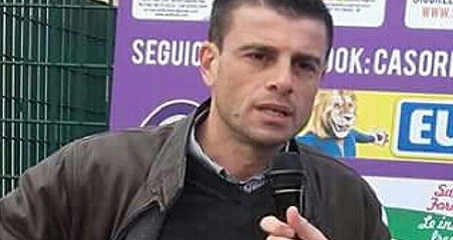 """Casoria, Cristarelli: """"Verso la conferma dello staff. Sul futuro..."""""""