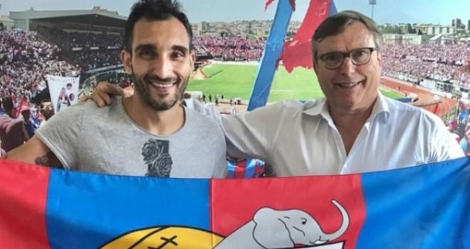 Catania: Ufficiale, torna Lodi