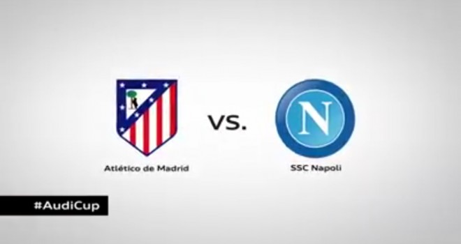 Highlights Napoli-Atletico Madrid 1-2: i colchoneros vincono in rimonta