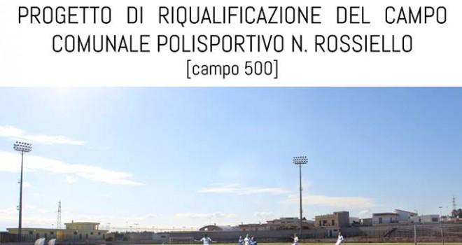 """All'Omnia la gestione del Polisportivo """"Rosiello"""". Ecco il progetto..."""