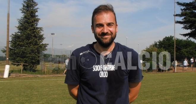 Il tecnico della capolista Cesano