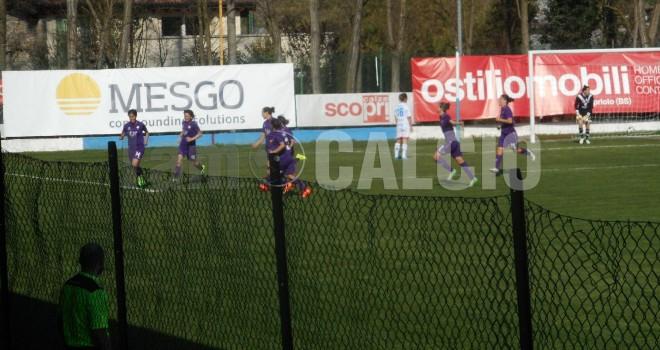 Brescia-Fiorentina 0-1: Guagni porta a Firenze la Coppa Italia