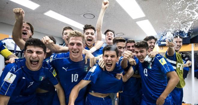L'Italia batte lo Zambia ed è in semifinale del Mondiali Under 20