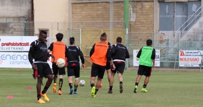 Folgore Selinunte: uno stage per giovani calciatori
