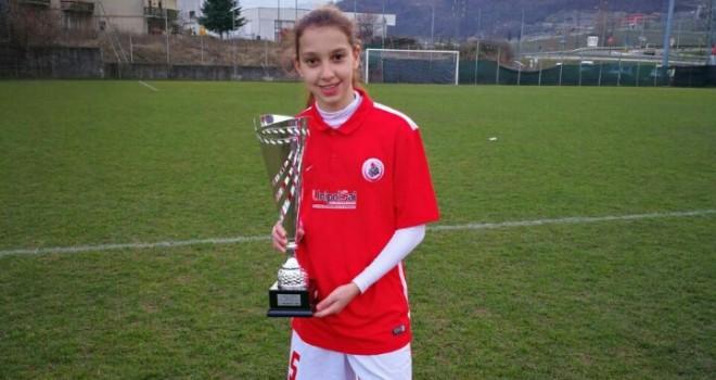 """U14, Larenza : """"Per la Carlini Cup partiamo ottimiste e determinate"""""""