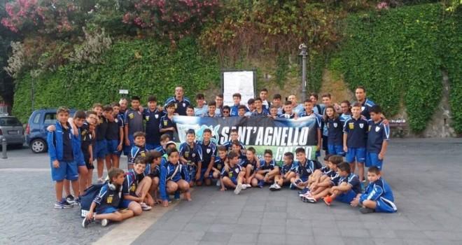 FC Sant'Agnello protagonista nella 7ª Edizione della Coppa del Sud