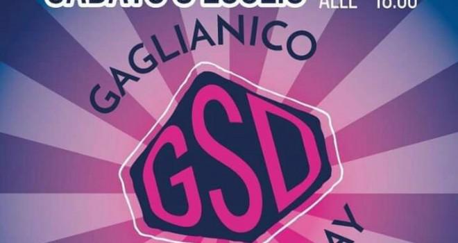 """Sabato 8 luglio, a Gaglianico, vi aspetta il """"Gaglianico Soccer Day"""""""