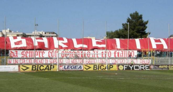 """Barletta, comunicato del Gruppo Erotico: """"Vogliamo vincere sul campo"""""""