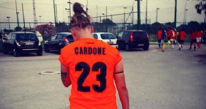 """Calcio a 5, Alessia Cardone : """"Non c'è vittoria senza squadra"""""""