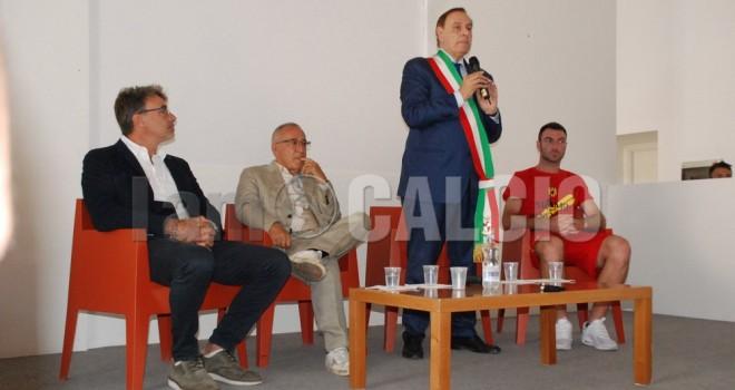 """Mastella: """"La Serie A ricordando Ciro Vigorito e Carmelo Imbriani"""""""