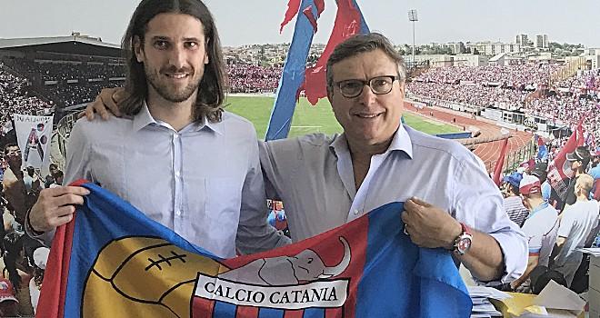 Tedeschi è un nuovo giocatore del Catania