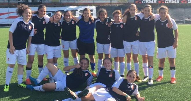 Carlini Cup U14, la Juve siamo noi, la Pink batte i bianconeri per 2-0