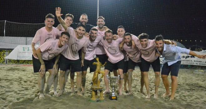 Liguria Beach Soccer Cup, il video della premiazione