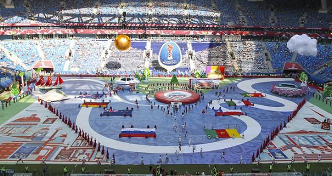 CONFEDERATIONS CUP. Gol protagonisti in Portogallo-Messico