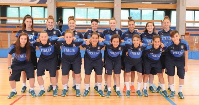 U17 futsal, si inizia con Italia - Kazakistan