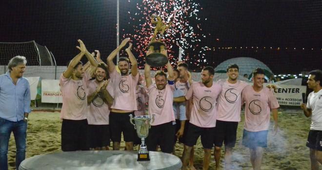 Ecco la videogallery delle finali della Liguria Beach Soccer Cup