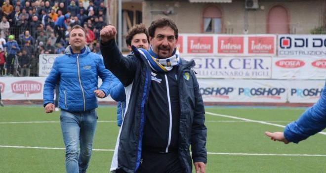 """Audace Cerignola, Farina è carico: """"Faremo un campionato importante"""""""