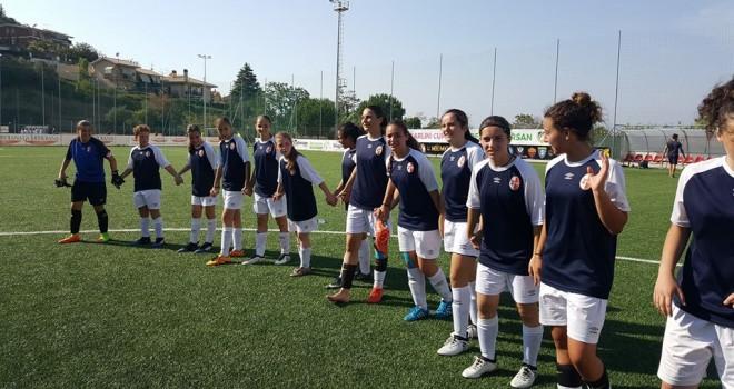 Carlini Cup U14, la Pink Bari in semifinale; ora sfida all'Atalanta