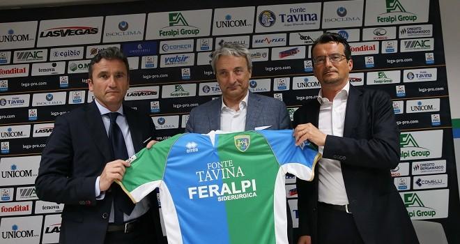 Feralpisalò, Francesco Marroccu nuovo direttore generale e sportivo