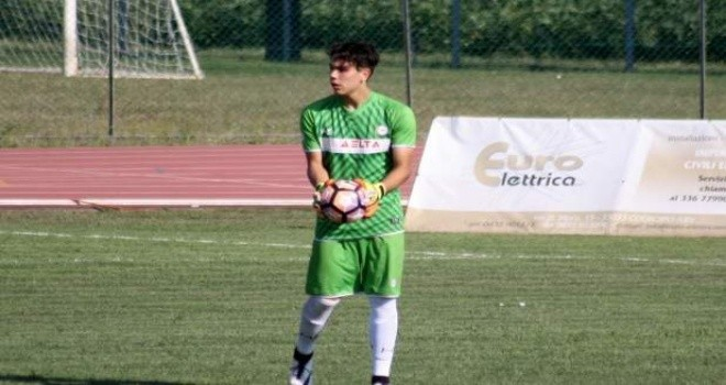L'Udinese riscatta Borsellini: il portiere saluta la Paganese