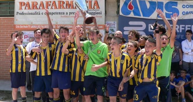 Coppa Pollino, per la seconda volta di fila Juve Stabia campione