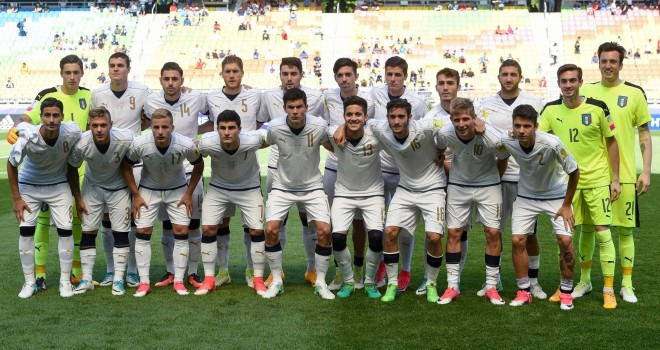 Mondiali Under 20, Uruguay-Italia 1-4: Azzurrini sul podio