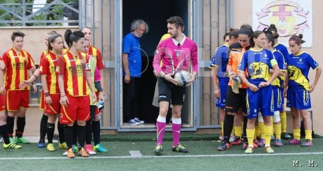 Le Streghe-Sant'Egidio 0-2: Olivieri&co vincono i play-off