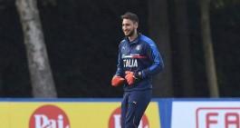 """Italia U21, Donnarumma: """"Mercato? Sono sereno, testa solo alla Spagna"""""""