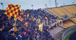 Lecce-Catania: aggiornamento biglietti. Chiesto ampliamento capienza