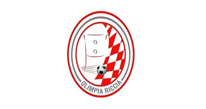 Lo stemma dell'Olimpia Riccia