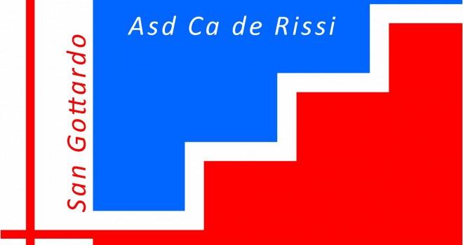 Il nuovo logo Ca de Rissi San Gottardo