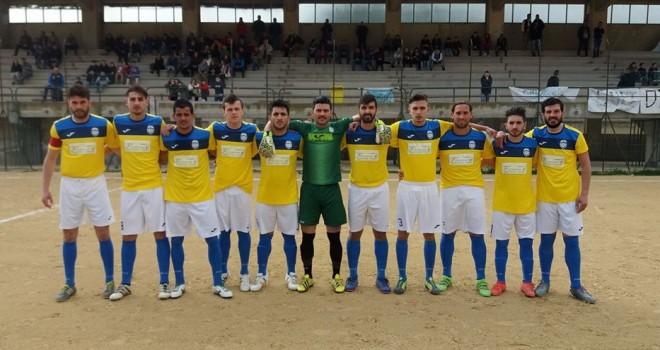 Verso M. di Ragusa-Sporting Eubea