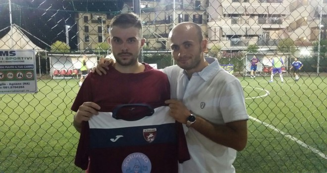 Acerrana FC, ufficiali tre conferme e tre addii