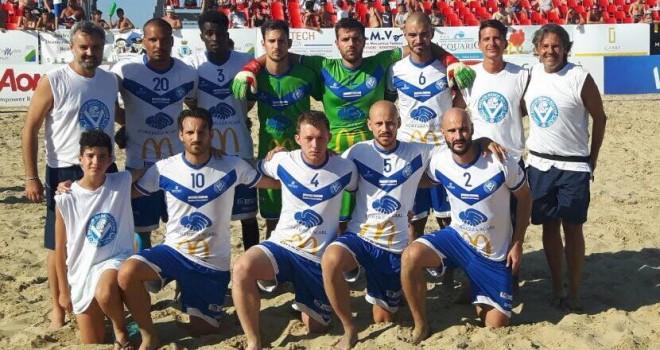 Serie A Beach Soccer, il Brescia si gioca il posto nelle Final Eight