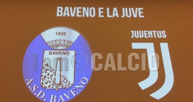 Inizia collaborazione tra Baveno e Juventus