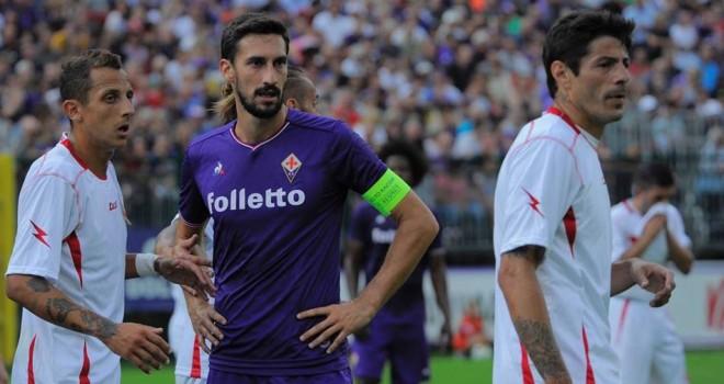 Il Bari stoppa la Fiorentina: 1-1 a Moena
