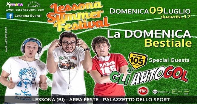 """Evento - Domani sera """"Gli Autogol"""" a Lessona"""