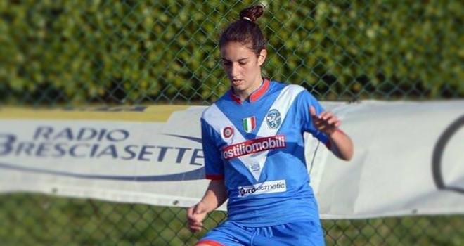 Brescia, Martina Lenzini abbandona la compagine biancoblu