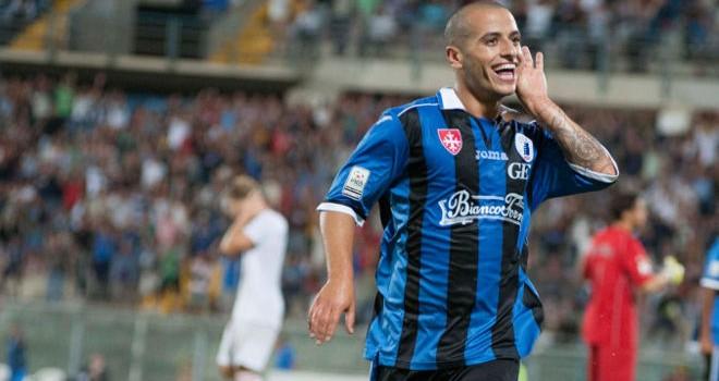 Giovinco, immagine sito Matera Calcio