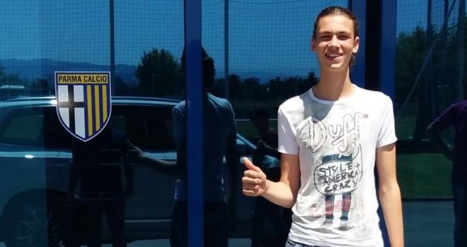 Un portierino irpino vola al Parma: la fantastica storia di Davide