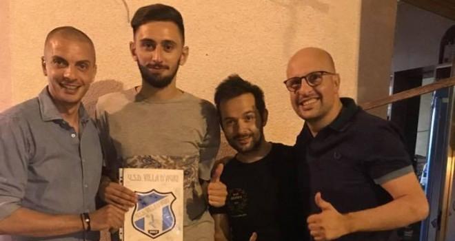 Nasce l'Usd Villa d'Agri Il primo acquisto è il centrocampista Vaccaro
