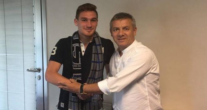 Gabrielloni saluta la Cavese: l'attaccante ha firmato per il Bisceglie