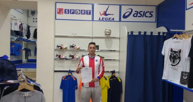 Luciano Di Crosta, Atletico Cerreto
