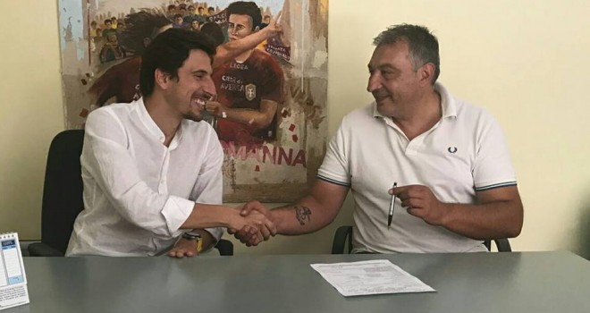 Aversa Normanna: c'è la firma del nuovo allenatore