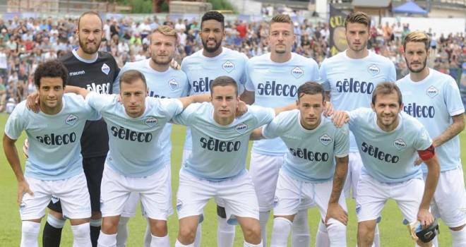 S.S. Lazio. Superato il test con la Spal [Video]