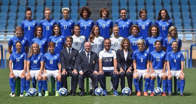 Europei Femminili, l'Italia sfida la Germania campione in carica