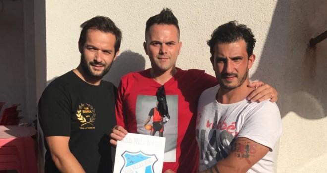 Usd Villa d'Agri, acquisite le prestazioni del centrocampista D'Elia