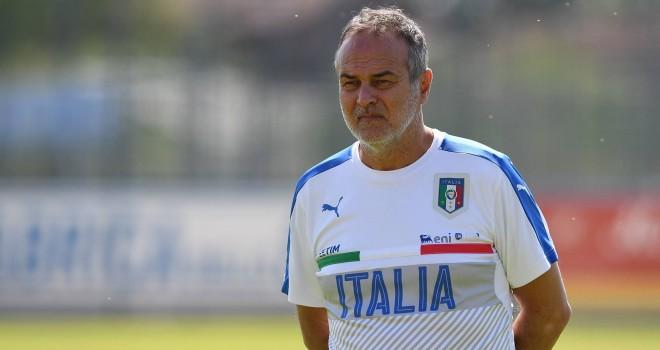 Antonio Cabrini, CT Italia Femminile