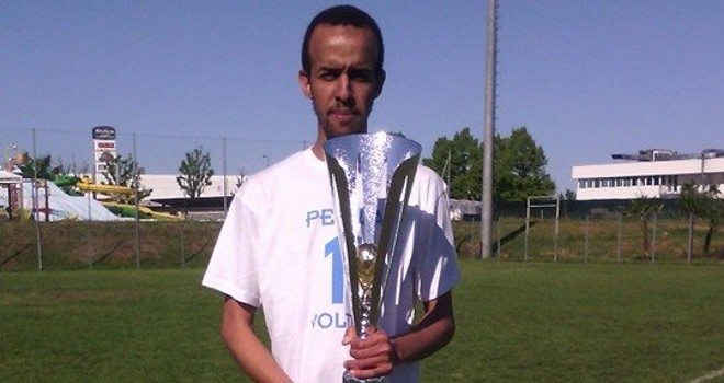 Mohamed El Bahi, Pinasca