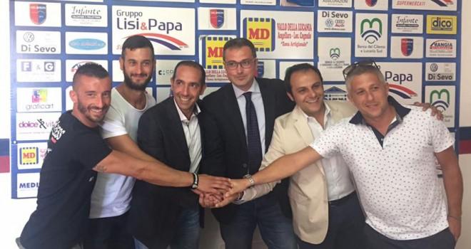 Gelbison, definito lo staff tecnico della Juniores: panchina a Liguori
